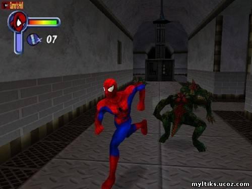 Скачать онлайн игру человек паук 1 ролевая игра онлайн бесплатная фэнтези
